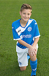 St Johnstone Academy Under 14&rsquo;s&hellip;2016-17<br />Jamie Oswald<br />Picture by Graeme Hart.<br />Copyright Perthshire Picture Agency<br />Tel: 01738 623350  Mobile: 07990 594431