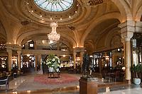 Europe/Monaco/Monte Carlo: restaurant: Louis XV / Alain Ducasse à l'Hôtel de Paris [Non destiné à un usage publicitaire - Not intended for an advertising use]