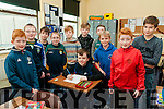 Community Games Art Competition : Taking part in the Community Games art competition U/12  boys at the Presentation Convent Listowel on Saturday last.