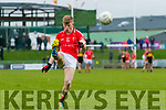 Evan Cronin, East Kerry  during the Kerry County Senior Club Football Championship Final match between East Kerry and Dr. Crokes at Austin Stack Park in Tralee, Kerry.