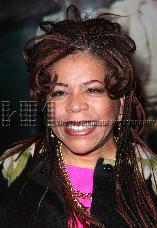 Valerie Simpson.attending the Opening Night Performance of 'The Gershwins' Porgy & Bess' at the Richard Rodgers Theatre in New York City. 1/12/2012