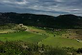 Flaviac, Ardeche<br /> France<br /> August 7, 2011<br /> <br /> The countryside near Flaviac.