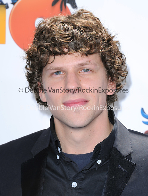 Jesse Eisenberg at The Twentieth Century Fox and Blue Sky Studios L.A. Premiere of RIO held at The Grauman's Chinese Theatre in Los Angeles, California on April 10,2011                                                                               © 2010 Hollywood Press Agency