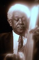 jazz bass player. LeRoy Vinnegar.