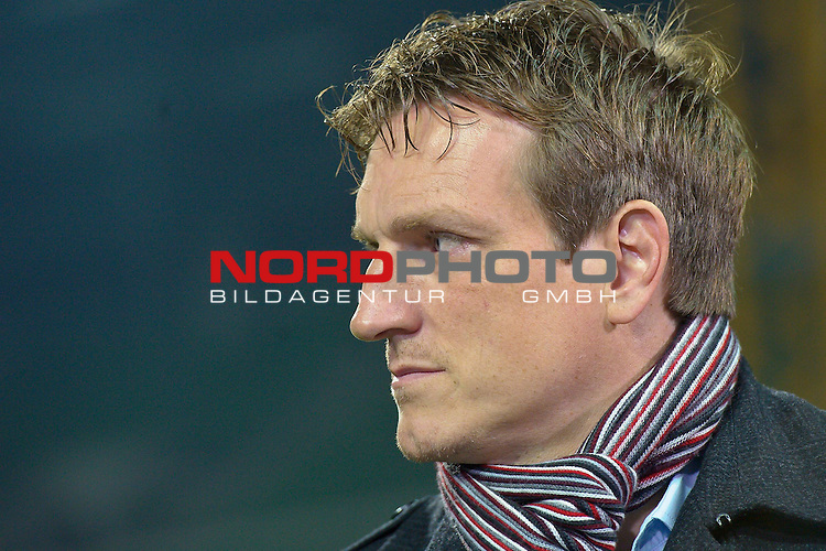 02.11.2010, Weser Stadion, Bremen, GER, UEFA CL Gruppe A, Werder Bremen( GER) vs FC Twente Enschede (NED), im Bild  Andreas Herzog Foto © nph / Kokenge