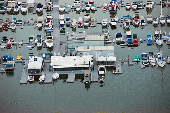 Lake Pueblo. North shore marina.
