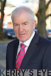 Jimmy Deenihan at the North Kerry, West Limerick Election 2011 count at the Brandon Hotel Tralee on Saturday.