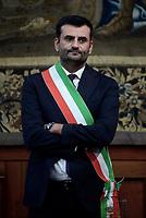Roma, 18 Dicembre 2017<br /> Antonio Decaro, sindaco di Bari.<br /> Riqualificazione periferie, firma Governo Sindaci