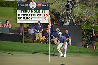 Rory McIlroy (NIR) looks over his putt on 18 during round 4 of the Arnold Palmer Invitational at Bay Hill Golf Club, Bay Hill, Florida. 3/10/2019.<br /> Picture: Golffile | Ken Murray<br /> <br /> <br /> All photo usage must carry mandatory copyright credit (© Golffile | Ken Murray)