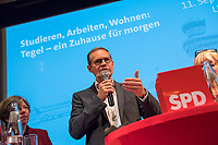 2017/09/11 Berlin | Diskussion | Konzept für Flughafen Tegel
