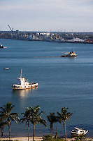 Afrique/Afrique de l'Est/Tanzanie/Dar es-Salaam: le port