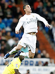 Real Madrid's Cristiano Ronaldo during La Liga match. April 20,2016. (ALTERPHOTOS/Acero)