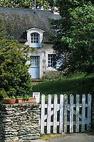 Europe/France/Pays de la Loire/49/Maine-et-Loire/Env de Denée: Petite maison sur les bords du Louet