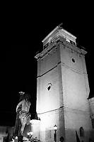 Jueves Santo en Peñafiel, procesión del Silencio
