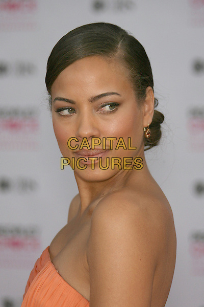 TAWNY CYPRESS.The 33rd Annual People's Choice Awards - Arrivals held at The Shrine Auditorium, Los Angeles, California, USA..January 9th, 2007.headshot portrait strapless .CAP/ADM/ZL.©Zach Lipp/AdMedia/Capital Pictures