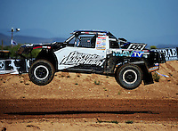 Apr 15, 2011; Surprise, AZ USA; LOORRS driver Jeremy Stenberg (88) during round 3 and 4 at Speedworld Off Road Park. Mandatory Credit: Mark J. Rebilas-.