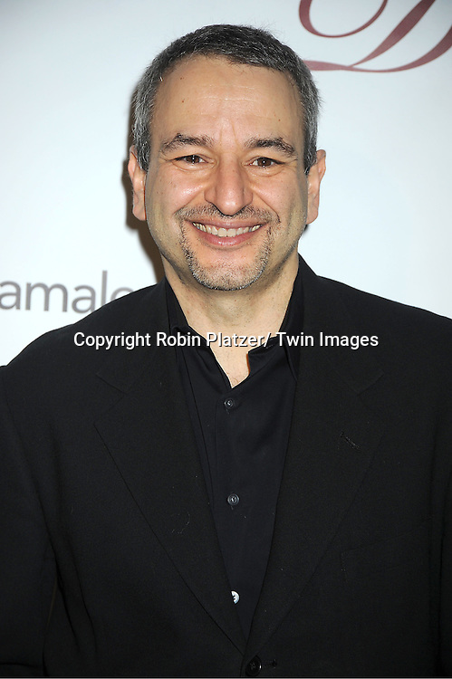 Joe DiPietro attends the 78th Annual  Drama League Awards Luncheon at The Marriott Marquis Hotel in New YOrk City on May 18, 2012.
