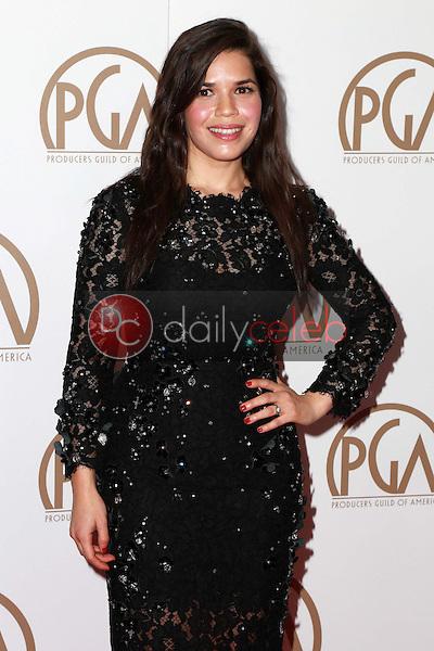 America Ferrera<br /> at the Producers Guild of America Awards 2015, Century Plaza Hotel, Century City, CA 01-24-15<br /> David Edwards/DailyCeleb.com 818-249-4998