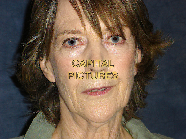 "EILEEN ATKINS.Photocall for ""Cranford"", Four Seasons, Palm Room, Los Angeles, California, USA..April 24th, 2008.headshot portrait .CAP/AW.©Anita Weber/Capital Pictures."