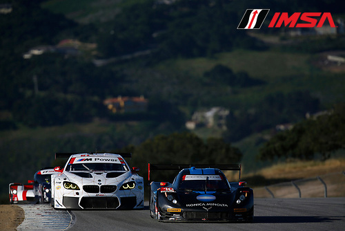 29 April - May 1, 2016, Monterey, California<br /> ,  100, BMW, F13 M6, GTLM, Lucas Luhr, John Edwards,  10, Chevrolet, Corvette DP, P, Ricky Taylor, Jordan Taylor<br /> &copy;2016, Michael L. Levitt<br /> LAT Photo USA