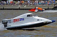 Rob Rinker, (#10) (SST-45 class)