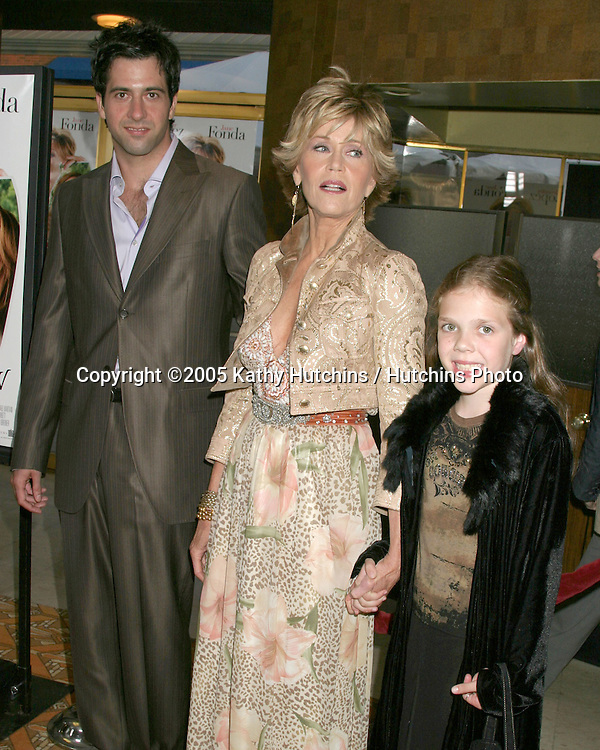 """.Premiere of """"Monster-in-Law"""".Mann's National Theater.Westwood, CA.April 29, 2005.©2005 Kathy Hutchins / Hutchins PhotoTroy Garity.Jane Fonda.Guest.Premiere of """"Monster-in-Law"""".Mann's National Theater.Westwood, CA.April 29, 2005.©2005 Kathy Hutchins / Hutchins Photo"""
