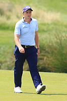 Paul Dunne (IRL) on the 10th fairway during Round 3 of the HNA Open De France at Le Golf National in Saint-Quentin-En-Yvelines, Paris, France on Saturday 30th June 2018.<br /> Picture:  Thos Caffrey | Golffile