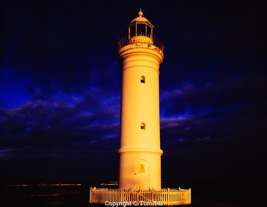 Lighthouse at Kiama, South Coast, New South Wales, Australia