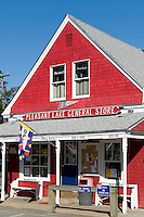 Pleasant Lake General Store, located along the Cape Cod bike trail, MA