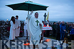 Fr Francis Nolan at the annual Dawn Mass in Annagh Graveyard on Easter Sunday morning.