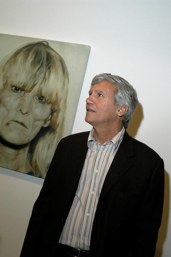 art dealer Larry Gagosian, 2005