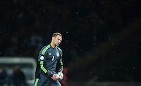 Fussball International  WM Qualifikation 2014   16.10.2012 Deutschland - Schweden Torwart Manuel Neuer (Deutschland)