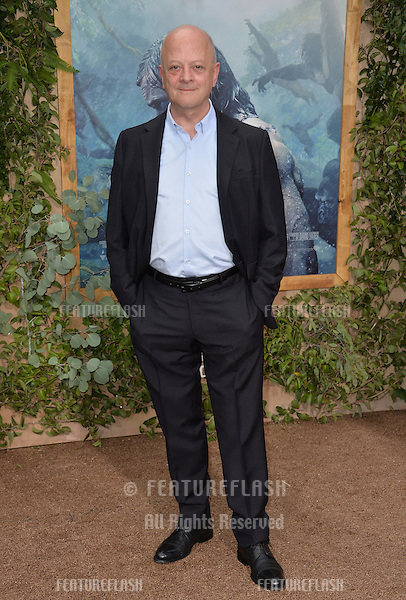 LOS ANGELES, CA. June 27, 2016: Producer David Barron at the world premiere of &quot;The Legend of Tarzan&quot; at the Dolby Theatre, Hollywood.<br /> Picture: Paul Smith / Featureflash