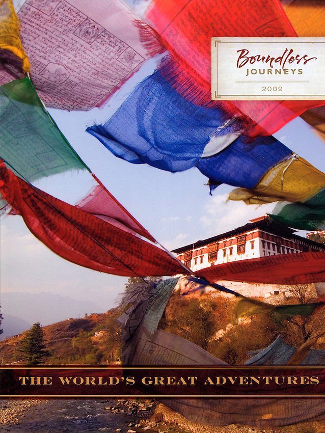 Boundless Journeys Cover-Paro, Bhutan