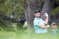 John Rahm (ESP) on the 8th during the 3rd round at the WGC Dell Technologies Matchplay championship, Austin Country Club, Austin, Texas, USA. 24/03/2017.<br /> Picture: Golffile | Fran Caffrey<br /> <br /> <br /> All photo usage must carry mandatory copyright credit (&copy; Golffile | Fran Caffrey)