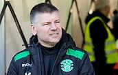 9th February 2019, Easter Road, Edinburgh, Scotland; Scottish Cup football fifth round, Hibernian versus Raith Rovers; Eddie May caretaker Hibernian Manager