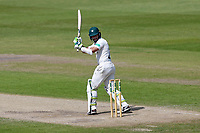Daryl Mitchell hits 4 runs for Worcestershire during Worcestershire CCC vs Essex CCC, Specsavers County Championship Division 1 Cricket at New Road on 13th May 2018