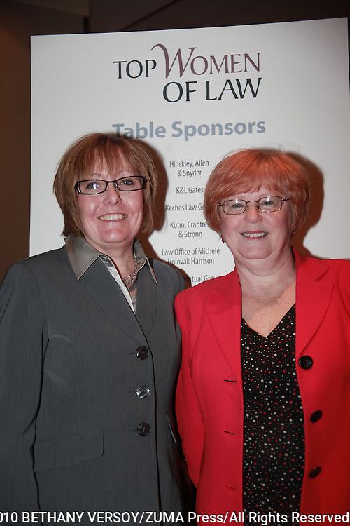 12/3/10- BOSTON, MA.Lawyers Weekly - Top Women of Law