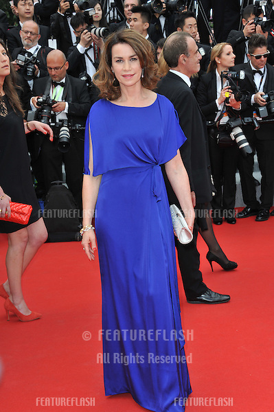 Valerie Kaprisky at the gala premiere of &quot;Grace of Monaco&quot; at the 67th Festival de Cannes.<br /> May 14, 2014  Cannes, France<br /> Picture: Paul Smith / Featureflash