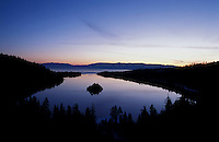 Emerald Bay, Lake Tahoe, California<br />