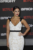 www.acepixs.com<br /> <br /> December 15 2017, London<br /> <br /> Shanie Ryan arriving at the European premiere of  'Bright' on December 15, 2017 at the BFI Southbank, in London.<br /> <br /> By Line: Famous/ACE Pictures<br /> <br /> <br /> ACE Pictures Inc<br /> Tel: 6467670430<br /> Email: info@acepixs.com<br /> www.acepixs.com