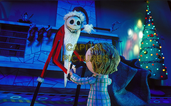 SCENE.in The Nightmare Before Christmas.*Editorial Use Only*.Ref: FB.www.capitalpictures.com.sales@capitalpictures.com.Supplied by Capital Pictures.