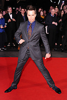 Sam Rockwell at the London Film Festival 2017 closing gala of &quot;Three Billboards Outside Ebbing, Missouri&quot; at Odeon Leicester Square, London, UK. <br /> 15 October  2017<br /> Picture: Steve Vas/Featureflash/SilverHub 0208 004 5359 sales@silverhubmedia.com
