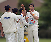 121212 Plunket Shield Cricket - Wellington Firebirds v Central Stags