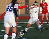 Lutheran Northwest at Avondale, Girls Varsity Soccer, 3/30/15