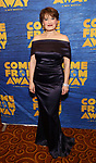 "Petrina Bromley attends the ""Come From Away"" Broadway Opening Night After Party at Gotham Hall on March 12, 2017 in New York City."
