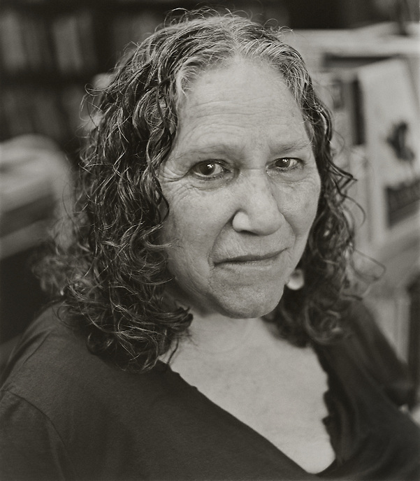 Diane di Prima, 2010.  Poet.