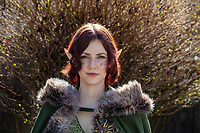 Lavellan Cosplay by Lady Vixus, Emerald City Comicon, Seattle, Wa.