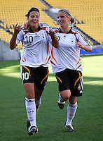 081108 FIFA Under -17 Women's Football World Cup - Germany v Canada