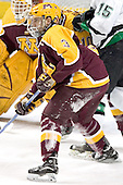 Chris Harrington - The University of Minnesota Golden Gophers defeated the University of North Dakota Fighting Sioux 4-3 on Saturday, December 10, 2005 completing a weekend sweep of the Fighting Sioux at the Ralph Engelstad Arena in Grand Forks, North Dakota.